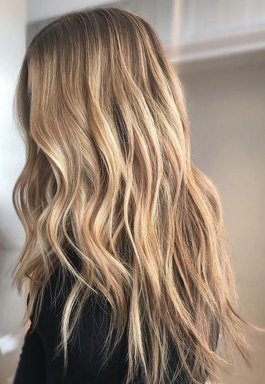 Trendy Hair Highlights Bildbeschreibung Highlights und Lowlights für blonde … , #bildbeschreibung #blonde #highlights #lowlights #trendy – http://bargain-toptrendspint.blackjumpsuitoutfit.tk