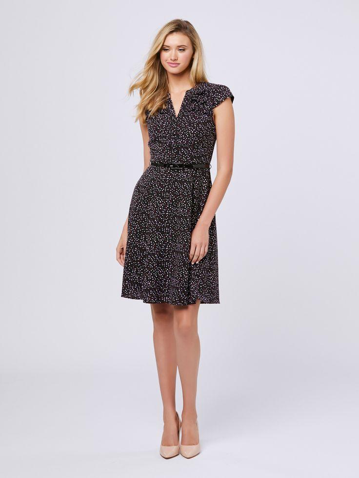 Ada Spot Dress