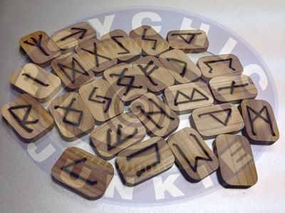 Why Runes should be more used  Many people ask for psychic reading online about love or work. Most of them ask an astrologer or a tarot reader because