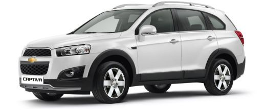 Chevrolet Captiva Price in India, Images, Reviews & Specs - GariPoint