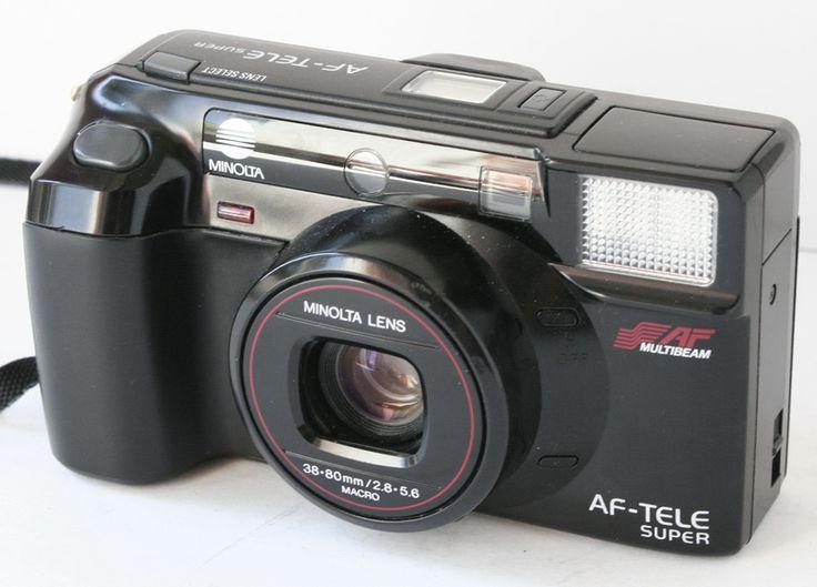Minolta AF-Tele Super