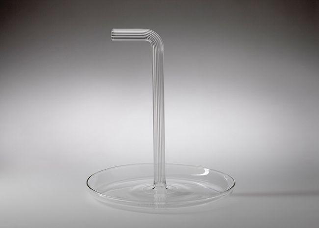 Sam Baron, Martino Gamper, Martí Guixé, Andrea Anastasio and Formafantasma Studio Glass collection blown by the venetian master Massimo Lunardon