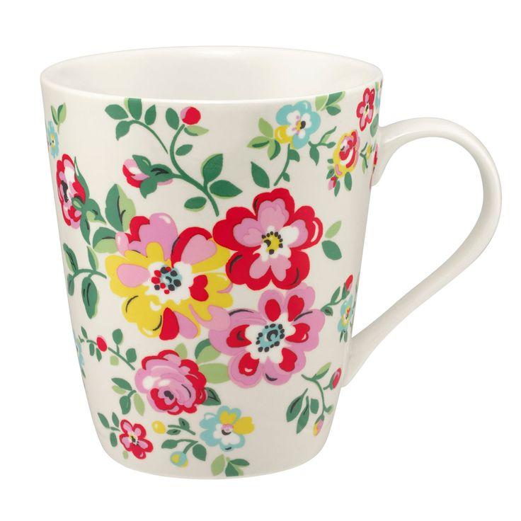 Thorp Flowers Stanley Mug | Cath Kidston |