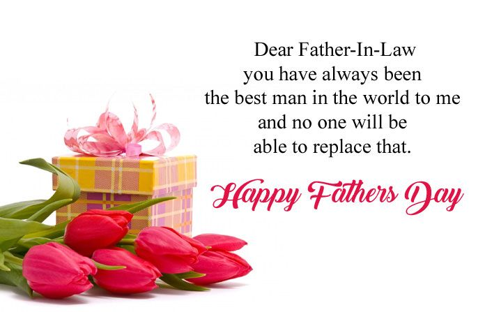 Happy Fathers Day Father In Law Quotes Msgs From Daughter Son In