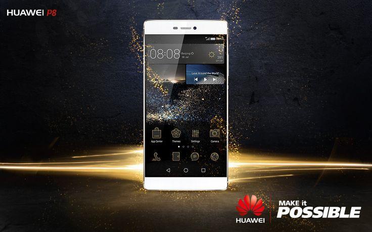 Huawei P8 officialisé, la photographie à l'honneur - http://www.frandroid.com/smartphone/279444_huawei-p8-officiel  #Huawei, #Smartphones