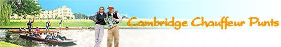 Cambridge Shauffeur Punts - Punting in Cambridge
