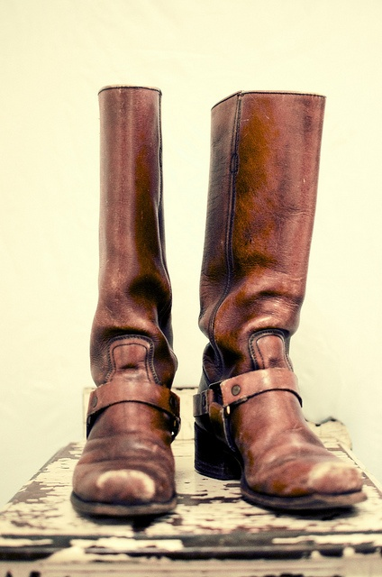 Frye Harness Boots - have these and they are so comfortable