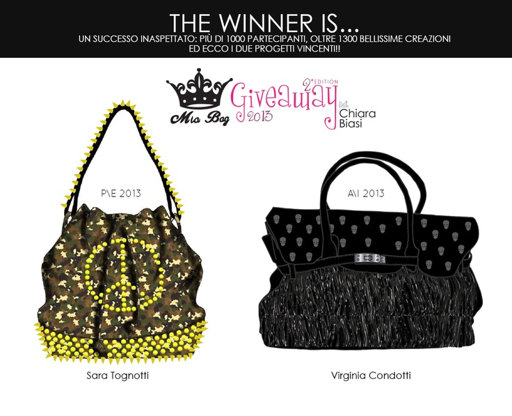 Cerdelli giveaway thanx everybody!!!