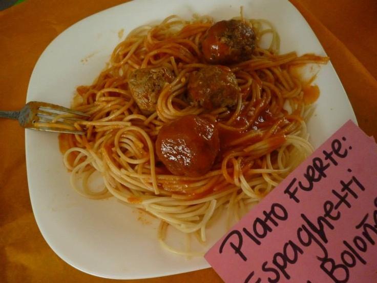 M s de 25 ideas incre bles sobre espagueti a la bolognesa for Como cocinar espagueti