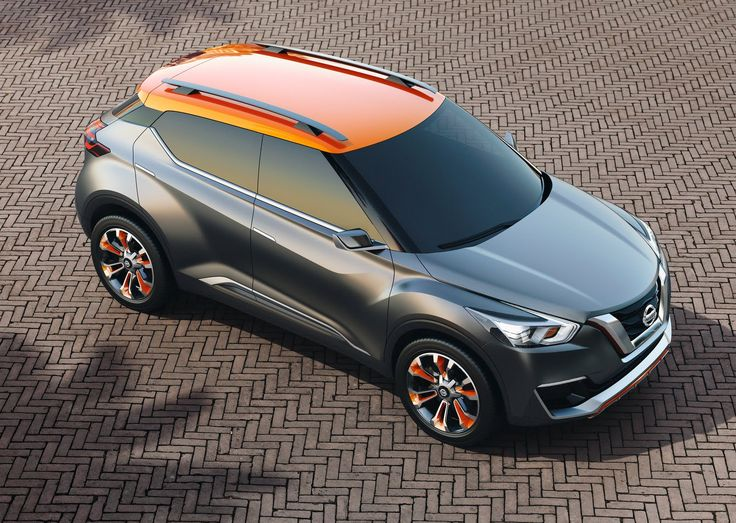 2017 Nissan Kicks Small SUV Review