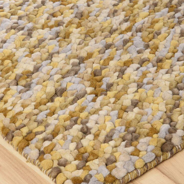 Mobexpert covor 160x240 cm auriu auriu Pepper