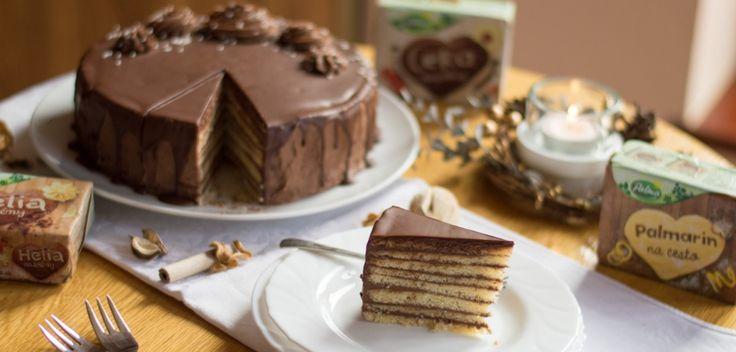 Dobošová torta