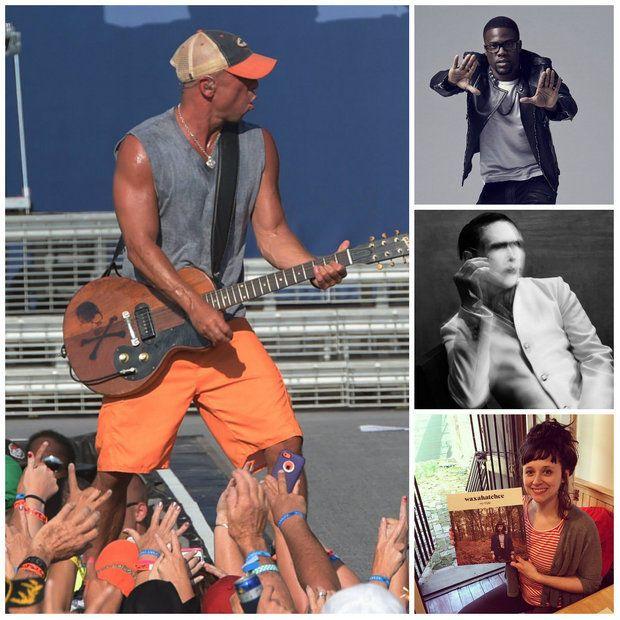 Birmingham concerts, April 2015: Kenny Chesney, Waxahatchee, Kevin Hart, Scott Weiland, 71 more. http://www.al.com/entertainment/index.ssf/2015/04/birmingham_concerts_in_april_k.html#poll