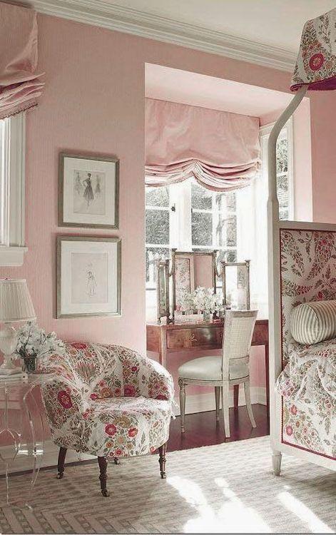 Girly girl bedroom inspiration