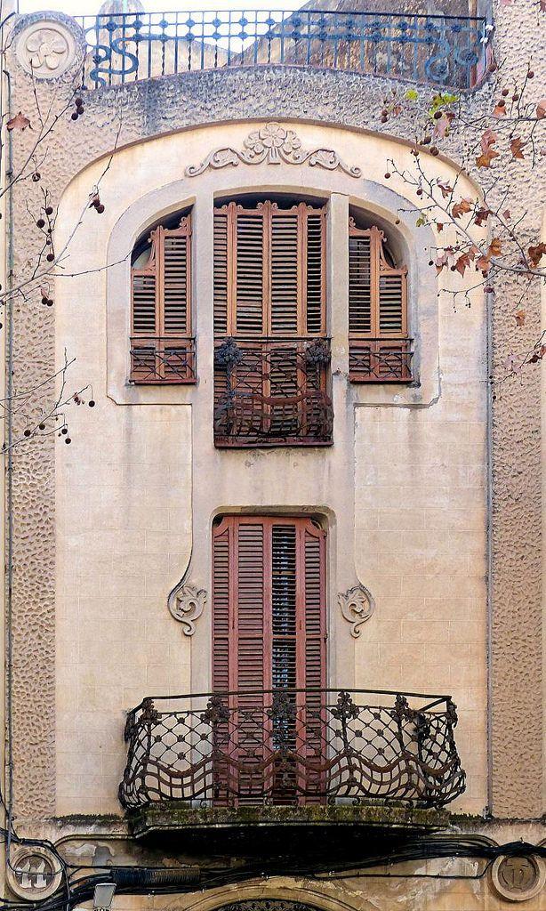 140 best vilafranca del pened s art nouveau images on - Casa torres barcelona ...