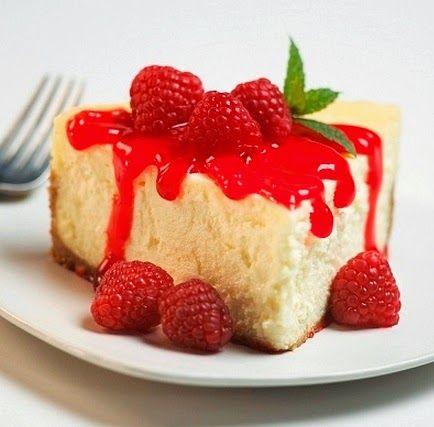 Torta de queso casera | Receta facil | Utilisima | Choly Berreteaga http://tortas-faciles.blogspot.com/2015/01/torta-de-queso-casera-muy-facil.html