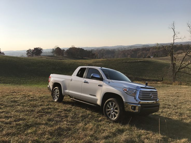 2014 Toyota Tundra - Double cab Limited