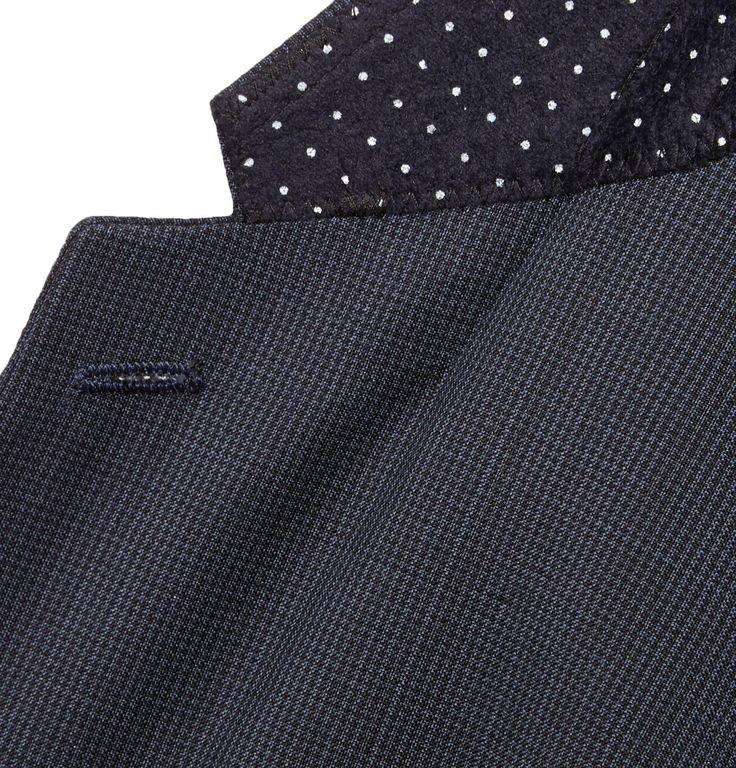 Paul Smith London - Navy Slim-Fit Kensington Wool Suit MR PORTER