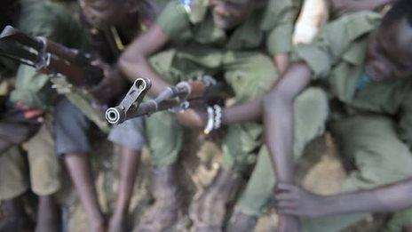 Gunmen seize South Sudan boys