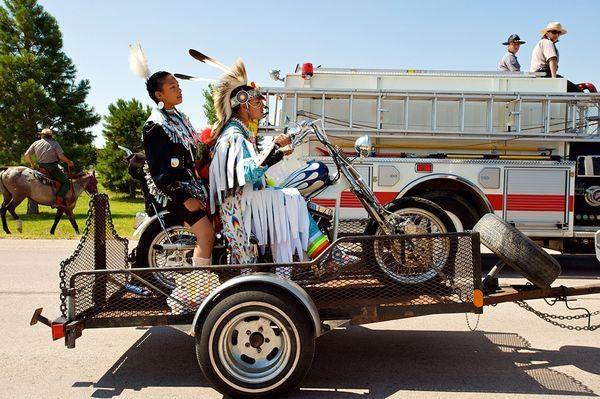 Pine Ridge Powwow, Oglala Lakota (Sioux) - preserving and honoring native traditions