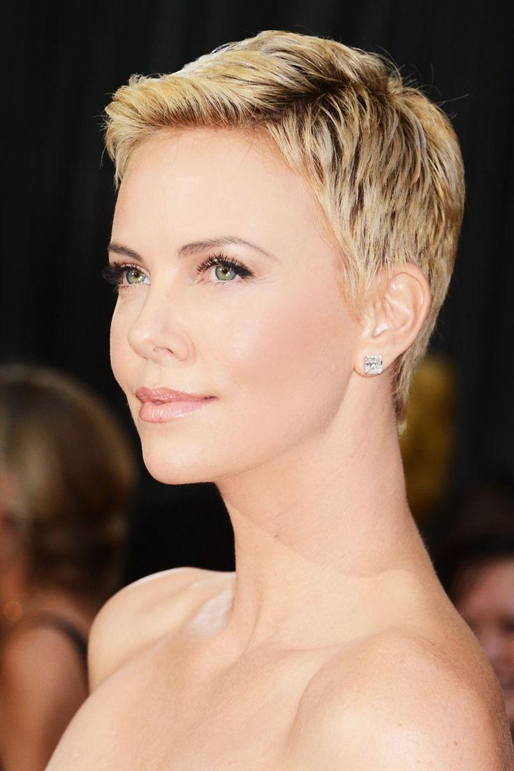 Oscars 2013 Beauty - Academy Awards 2013 Hair Makeup - ELLE