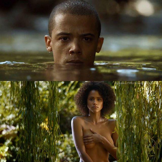 Nathalie Emmanuel Nude Pics & Topless Sex Scenes Compilation