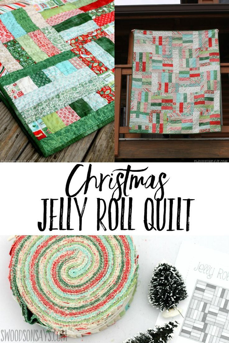 Christmas Jelly Roll Quilt And Lessons Learned Jellyroll Quilts Christmas Quilts Jelly Roll Quilt Patterns