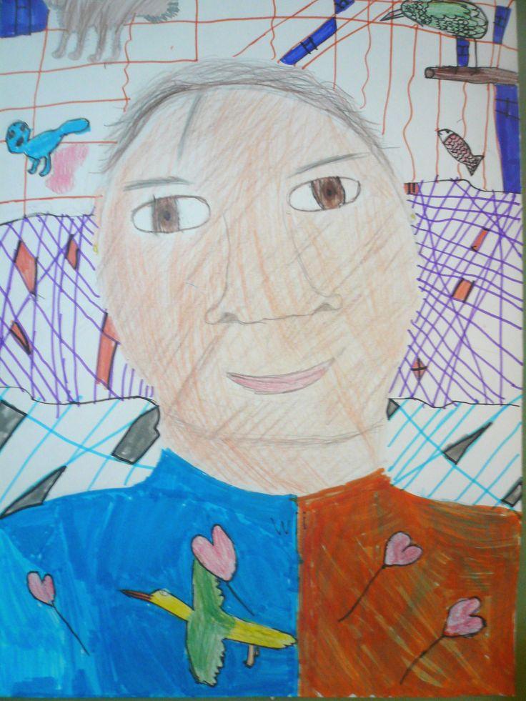 """""""Retrato"""". Maxi G."""