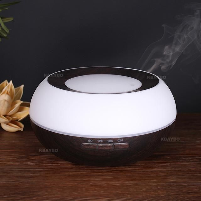 Oil Diffuser - Ultrasonic Cool Mist Humidifier
