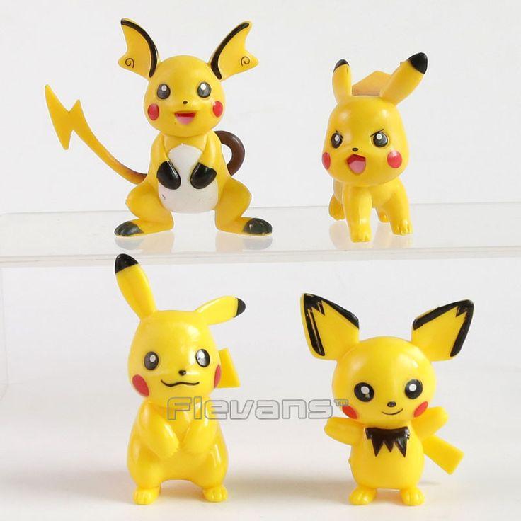 $5.71 (Buy here: https://alitems.com/g/1e8d114494ebda23ff8b16525dc3e8/?i=5&ulp=https%3A%2F%2Fwww.aliexpress.com%2Fitem%2FPokemon-Go-Pikachu-Raichu-Pichu-PVC-Figures-Kids-Toys-Christmas-Birthday-Gifts-4pcs-set-6cm%2F32728757438.html ) Monsters Go Pikachu Raichu Pichu PVC Figures Kids Toys Christmas & Birthday Gifts 4pcs/set 6cm for just $5.71