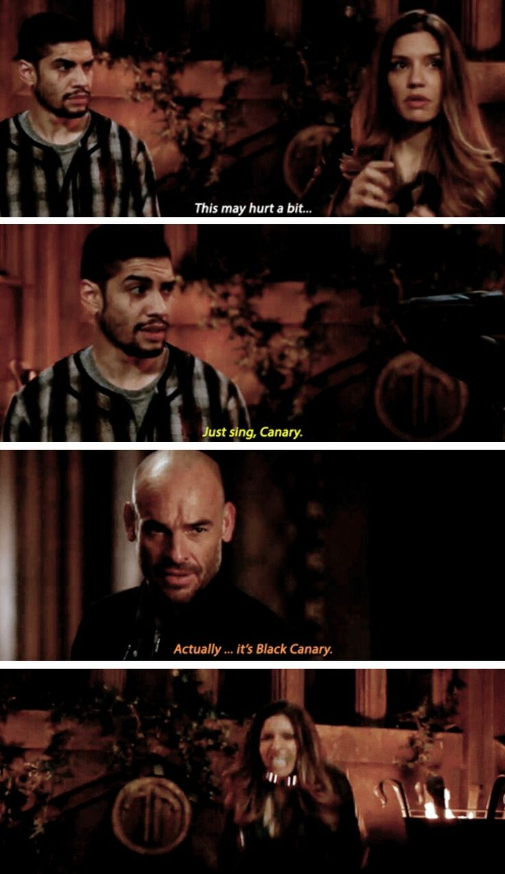 Dinah Drake aka Black Canary #Arrow #Season5Finale #5x23