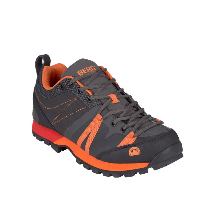 Designed for a precise fit all around the foot, this sneaker delivers excellent grip and stability to any long-day hike.
