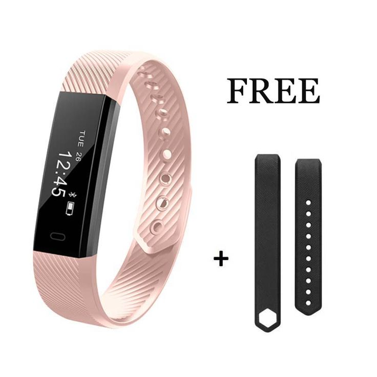 Wristband Bracelet Smart Heart Rate Monitor Fitness Tracker Heart Rate Monitor Activity Tracker Fitness Bracelet Fitness Watch ~ Shop now for Xmas. View this trendy piece in details on  AliExpress.com. Just click the VISIT button. #christmasgiftformom