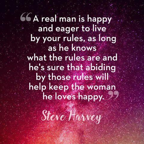 Steve Harvey Quotes -Dating Advice- Get some more Stev-spo at http://redbookmag.com.