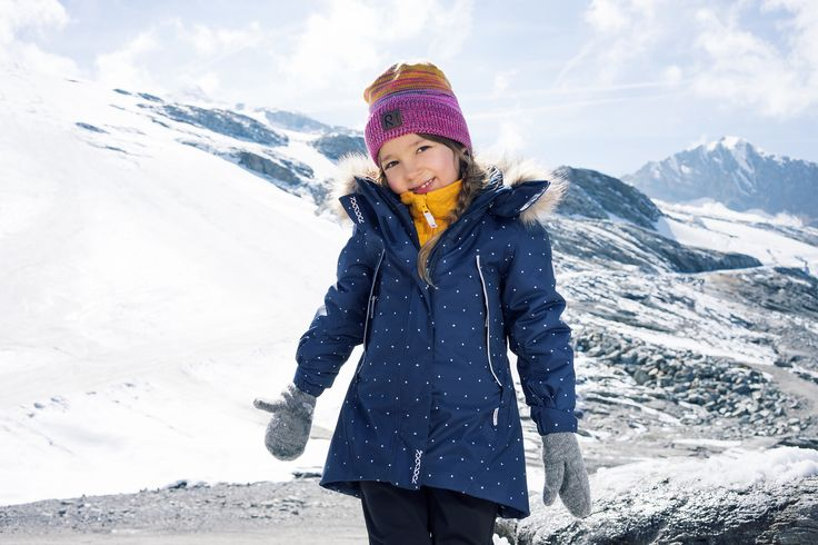 Enjoy the cold winter days in Reima's outdoor clothes and stay warm.