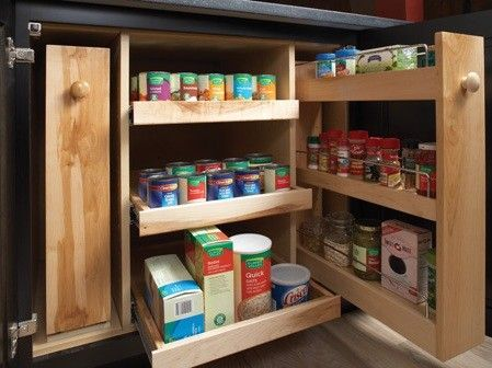 Kitchen Cabinet Rack Ideas   Google Search