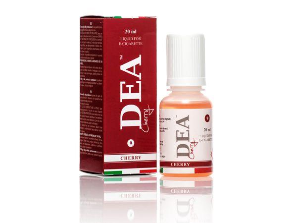 Liquidi Per Sigaretta Elettronica DEA Ciliegia.Dea ciliegia, l' E-liquid fruttato alla ciliegia dal carattere inconfondibile ed intenso.