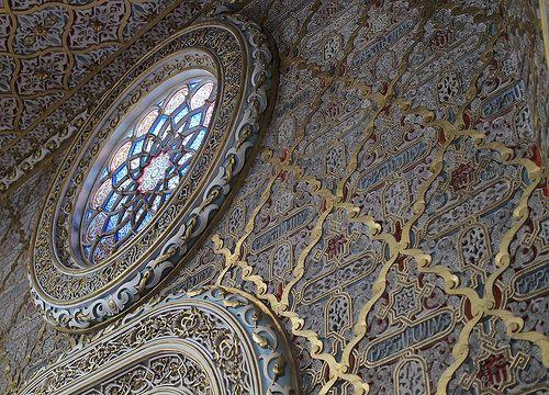 En güzel dekorasyon paylaşımları için Kadinika.com #kadinika #dekorasyon #decoration #woman #women The Arabic Room Palacio da Bolsa Porto