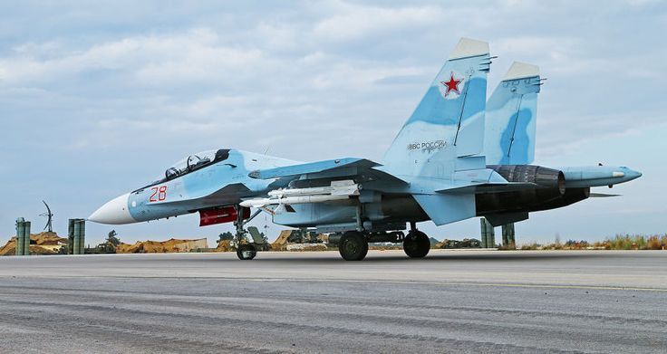 Post-Nuke Deal Iran Wants To Build Russian Su-30 Fighters And A New Advanced Tank