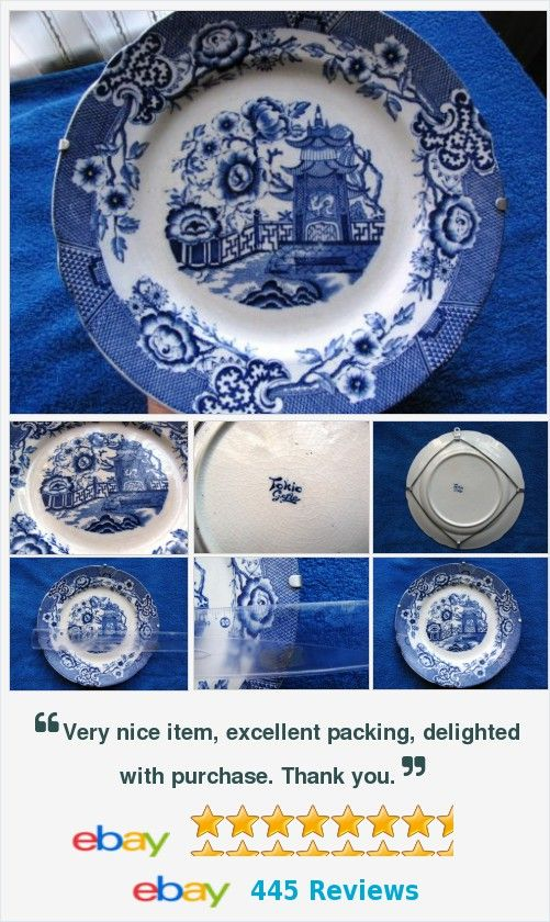 #Antique #Sweden #Gefle #Tokio Old #Plate wall #plaque White blue #Craquelure rare For Sale #Scandinavian #vintage #pottery Wall #Decor #Vases #figurine #antique #ceramic http://www.ebay.com/itm/Antique-Sweden-Gefle-Tokio-Old-Plate-wall-plaque-White-blue-Craquelure-rare-/111984094942?hash=item1a12c5aede:g:fZQAAOSwZ8ZW~hvD