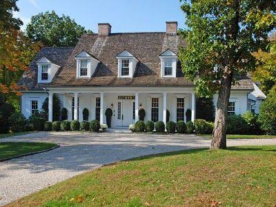 Flott hus med flott kjøkken...