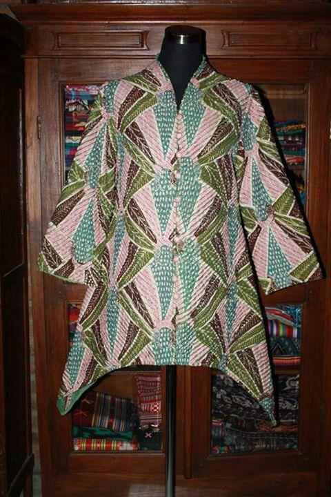 Blousu suwir batik indramayu