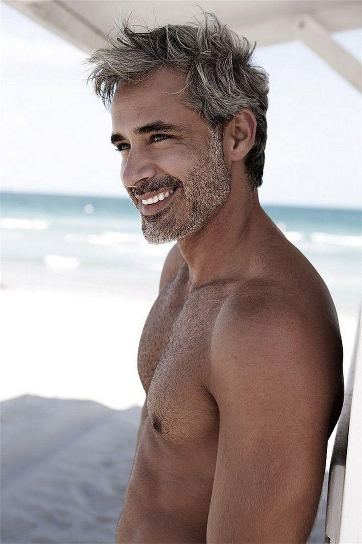 Top 17 Mannerfrisuren Fur Graue Haare Erkek Sac Modelleri