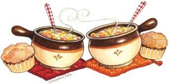 Hot Soup ~ Gooseberry Patch