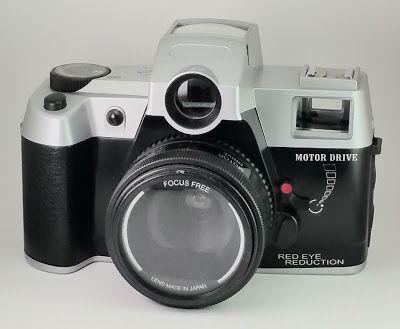 "As Minhas Câmaras: ""Olympia"" type camera (~1990)"