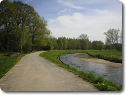 Cyklistická stezka Odra - Nisa