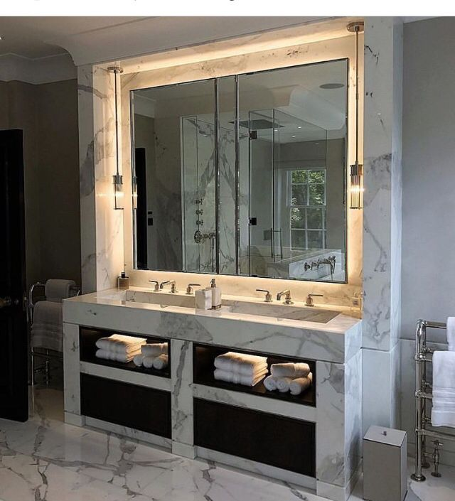 Pin By Karabanserai On Interiors Bathrooms Bathroom Interior Bathroom Interior Design Modern Master Bathroom