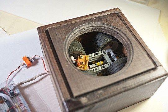 Un reloj mundial muy original con Arduino