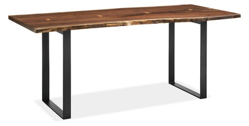 Chilton 72w Table In Walnut Dining Table