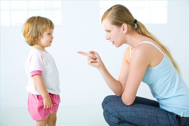 How to Keep Cool When Disciplining Children